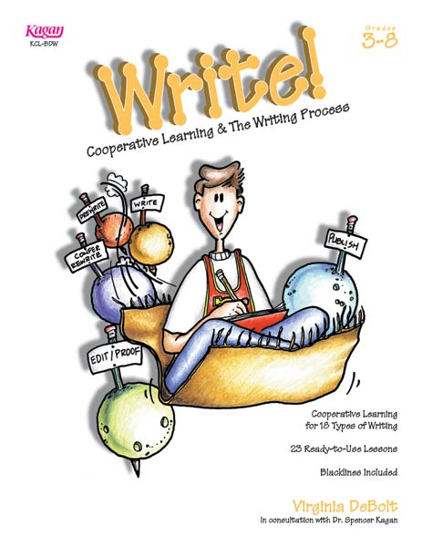 Write! Cooperative Learning and the Writing Process cover